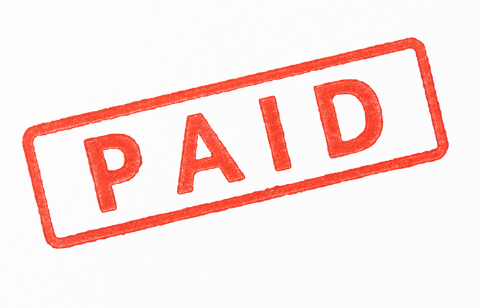 Pay violations resolved