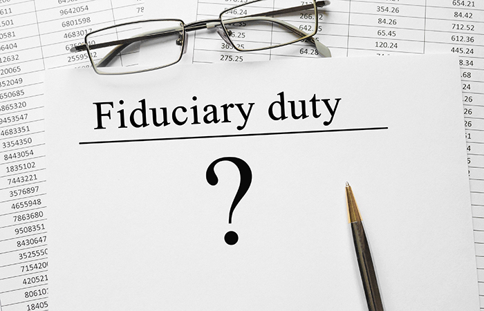 Fiduciary rules new definition