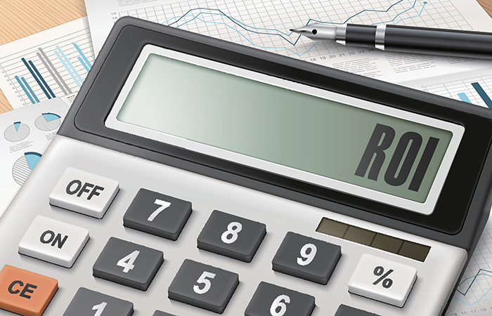 calculating ROI on healthcare