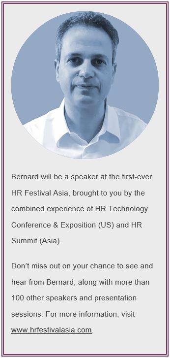 HR Festival Asia Speaker Spotlight: Bernard Golstein