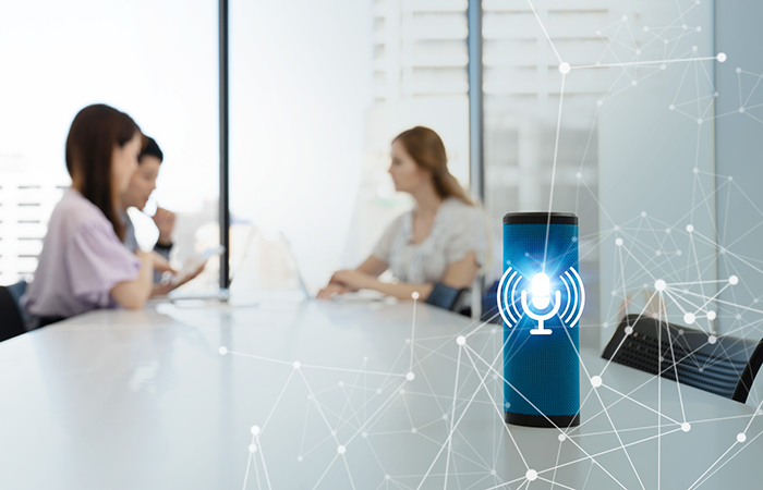 voice-enabled technology
