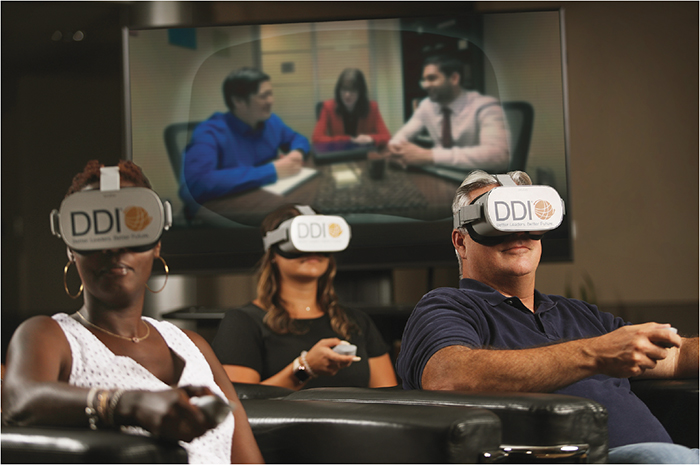 Virtual Reality Inclusion Experience from DDI has been named one of HRE's Top HR Products for 2019.
