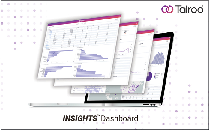 Talroo Insights dashboard from Talroo has been named one of HRE's Top HR Products for 2019.