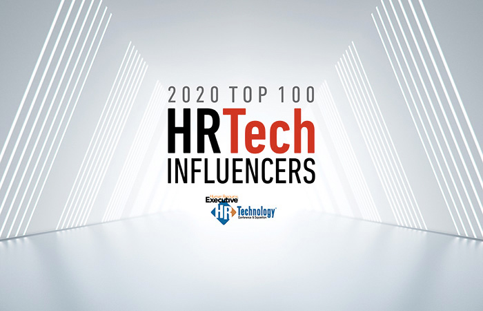 Introducing the 2020 Top 100 HR Tech Influencers