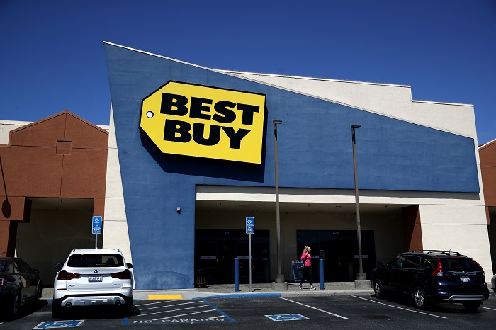 Best Buy Quarterly Earnings Fall Short Of Expectations